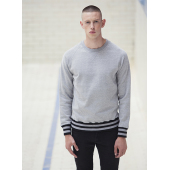 Men's Striped Superstar Sweatshirt