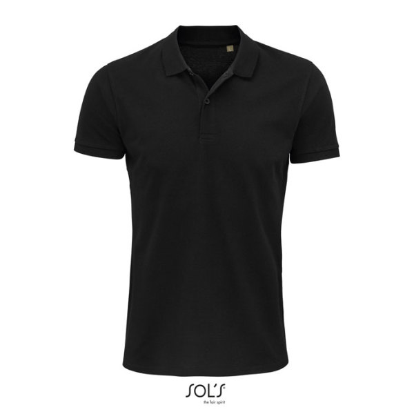 PLANET MEN - PLANET-heren polo-170g