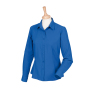 Dames Wicking Lange mouwen Shirt 3XL Royal