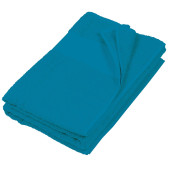 Badhanddoek tropical blue 'one size