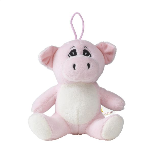 Animal Friend Piggy knuffel varken