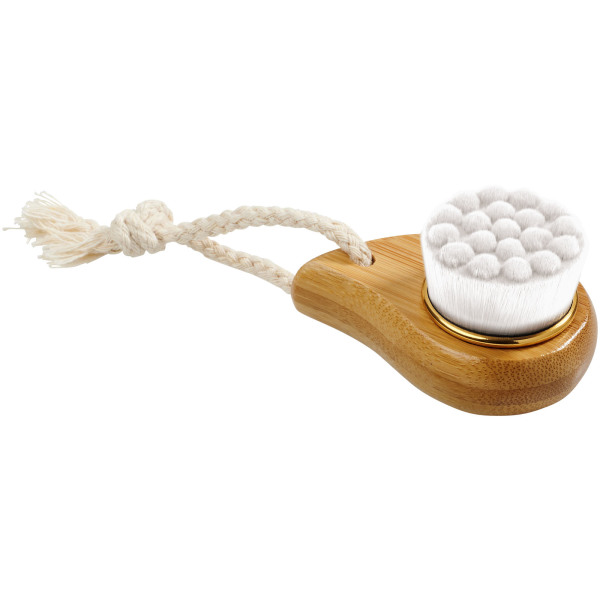 Plato bamboo facial brush