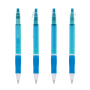 Click Pen NE-light blue/Blue Ink