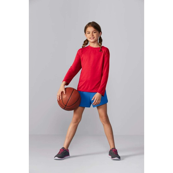 42400b T-shirt Performance LS for kids