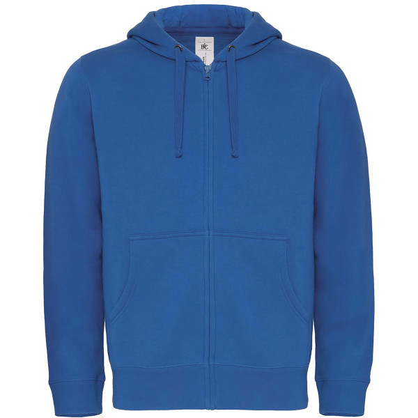 Hooded full zip / men