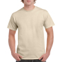 Gildan T-shirt Heavy Cotton for him sand XXXL