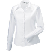 Ladies' long sleeve ultimate non-iron shirt