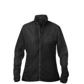 Active Wind Jacket Ladies Jackets zwart s