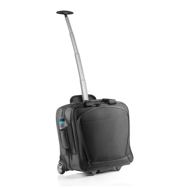 Office trolley tas, zwart