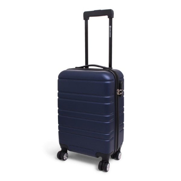 Cabin Size Trolley Napoli Navy Blue