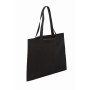 "Non-woven shopping bag""Market"", black"