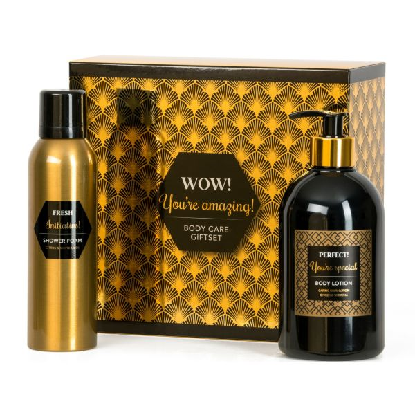 Amazing Body Care Giftset