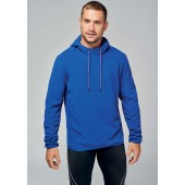 Hooded sweater van microfleece