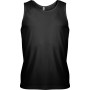 Herensporttop black 3xl