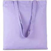 Basic shopper light violet one size