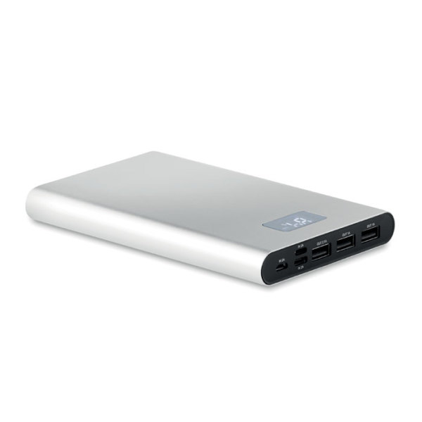 POWERHOUSE - 16000mAh aluminium Power Bank