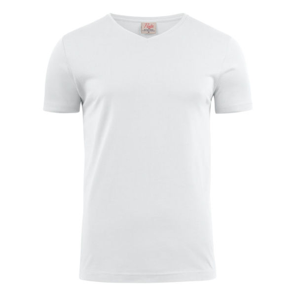 HEAVY T-SHIRT V-NECK