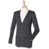 Ladies Lightweight V-Neck Cardigan