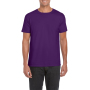 Gildan T-shirt SoftStyle SS for him Purple L