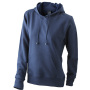 Ladies' Hooded Sweat navy