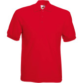 65/35 polo (63-402-0) red xxl
