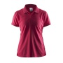 Craft Polo Shirt Pique Classic Women Russ. roze 34