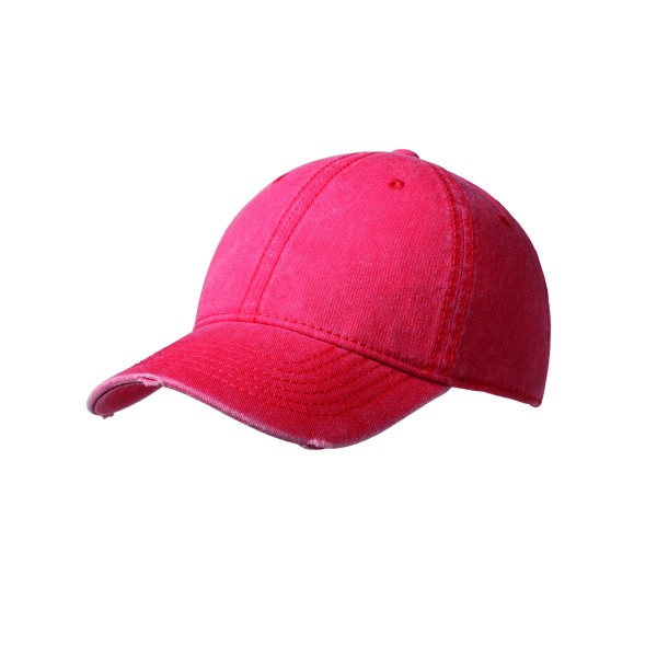 Washed Pigment Dyed Cap