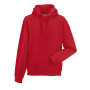 Authentic Hooded Sweat XL Classic Red