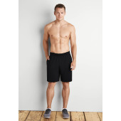 Performance adult shorts with pockets