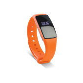 Activity tracker hartslag oranje