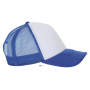 Bubble, White/Royal Blue, One size, Sol's