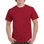 Gildan T-shirt Heavy Cotton for him cardinal red L