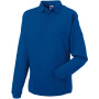 Heavy duty collar sweatshirt bright royal 4xl