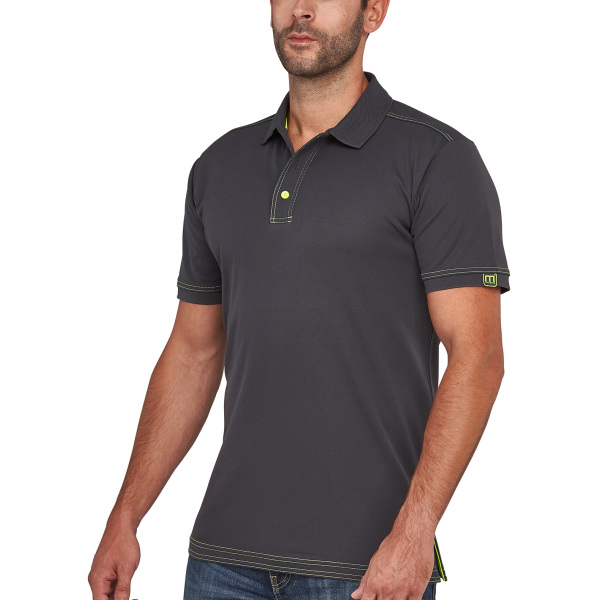 Macseis Polo Signature Powerdry for him Grey/GN