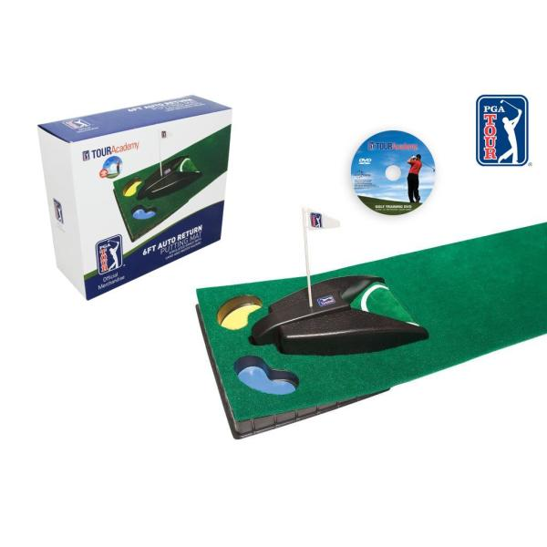 PGA Tour Kick Back Putting Mat