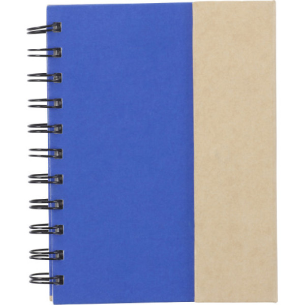 Coardboard notebook