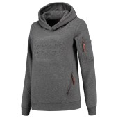 Sweater Premium Capuchon Logo Dames Outlet