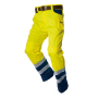 Werkbroek ISO20471 Bicolor 503002 Fluor Yellow-Navy 44