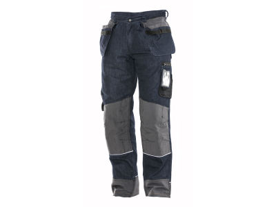 2992 Trousers Holsterpockets Denim