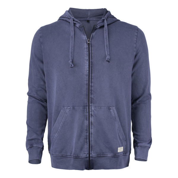 Thorp Denim Hood Fz Men