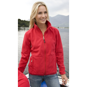 Ladies' Osaka Combed Pile Soft Shell