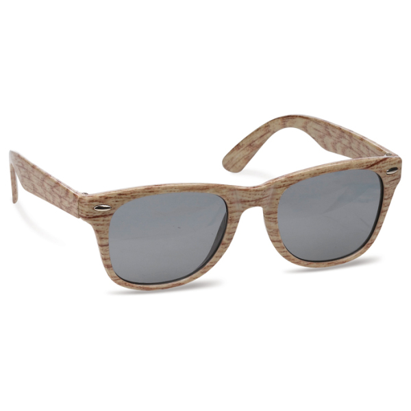 Sunglasses Wood Look
