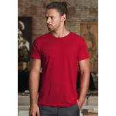 Slub organic cotton inspire t-shirt