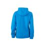 Ladies' Doubleface Jacket - azure/navy