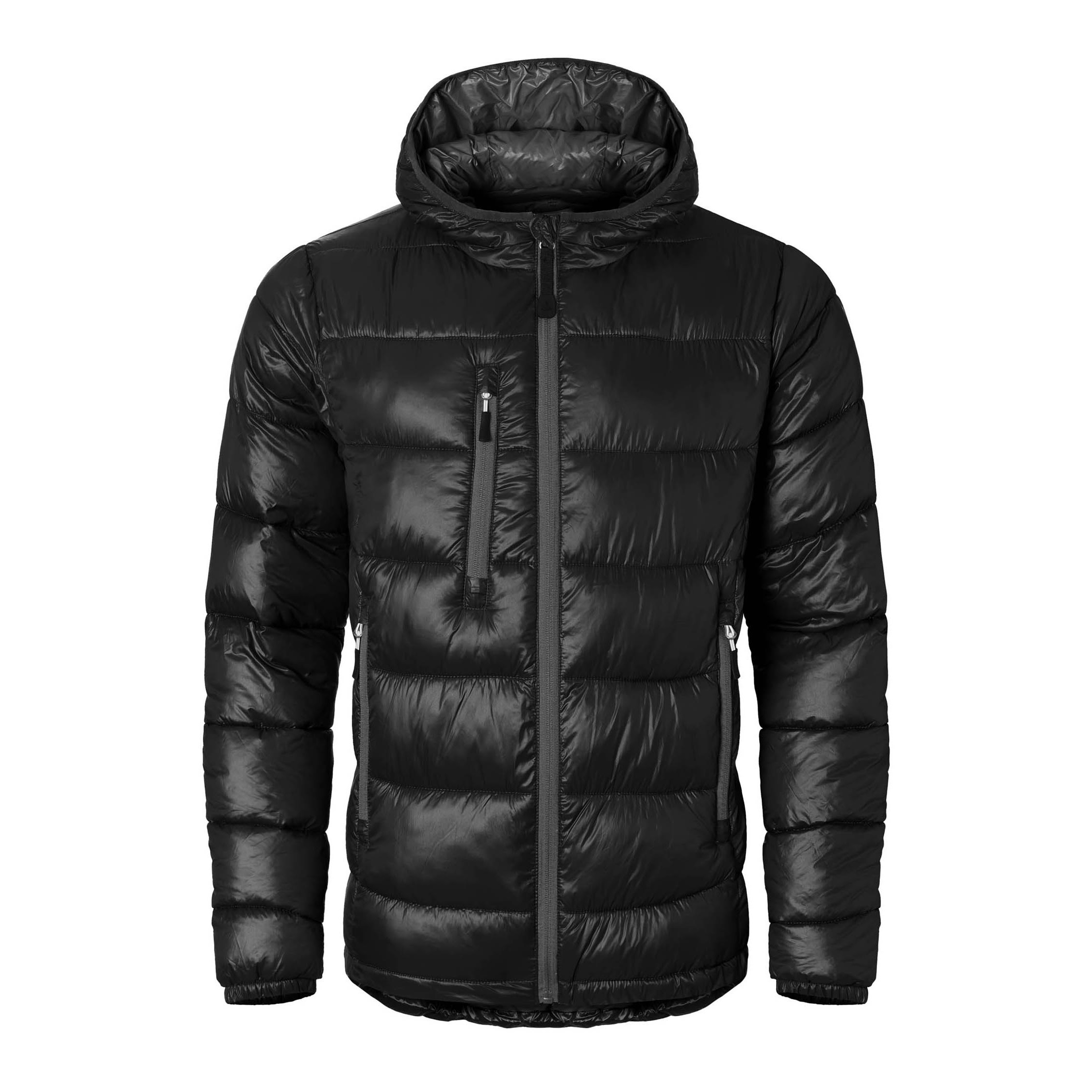Matterhorn MH-218 Winter Quilted Jacket Black 3XL