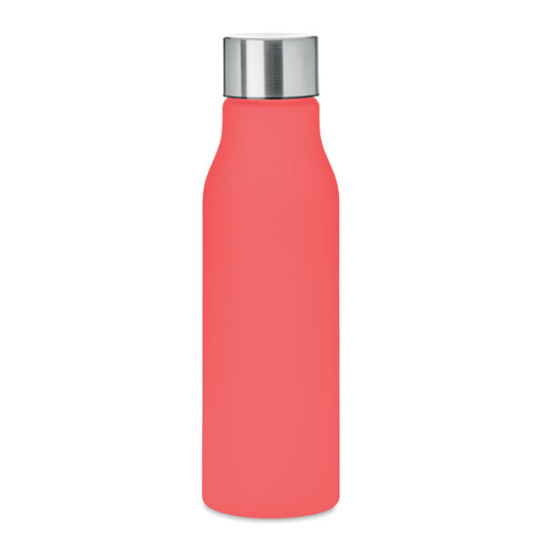 GLACIER RPET - RPET bottle with S/S cap 600ml