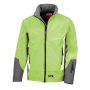 Blade Softshell Jack XL Lime/Charcoal/Pale Grey