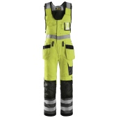 Bodybroek met holsterzakken High Visibility, Class 2