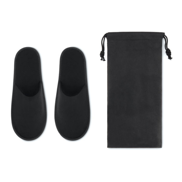 FLIP FLAP - Hotelslippers in pouch