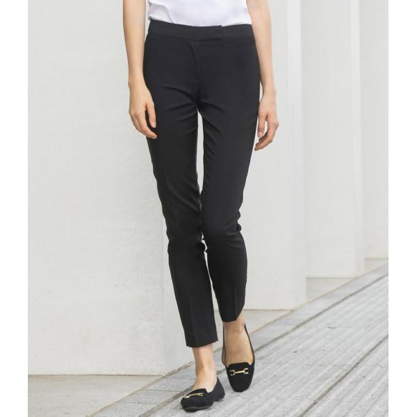 Ladies Tapered Leg Trousers